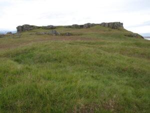 Tveir bræður voru síðustu ábúendir í Nípum, sagt er að þeir hafi verið fjárríkir.